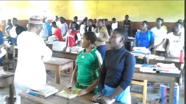 Liberados los 79 niños secuestrados en una escuela de Camerún
