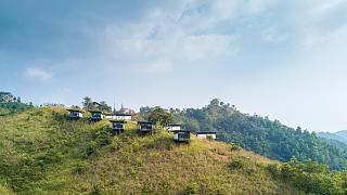 Destination: an altitude eco lodge in Sri Lanka