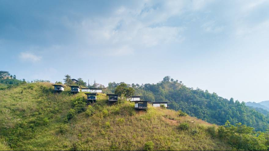 Destination: an altitude eco lodge in Sri Lanka