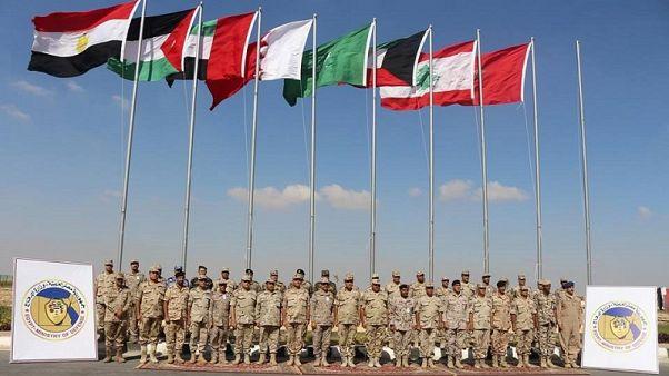 Arap NATO'su MESA'nın tohumları Mısır'daki askeri tatbikat ile atılıyor