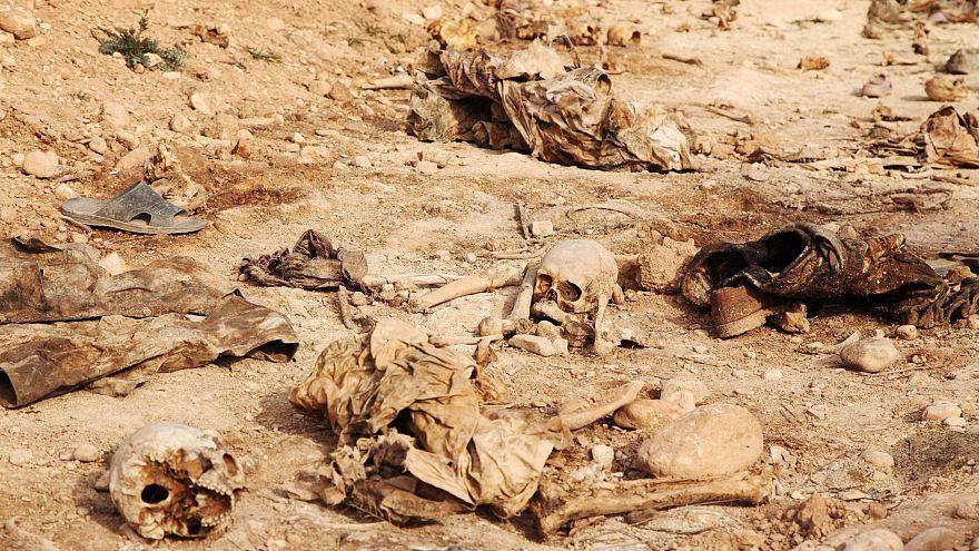 """الأمم المتحدة: اكتشاف أكثر من 200 مقبرة جماعية لضحايا """"داعش"""" بالعراق"""