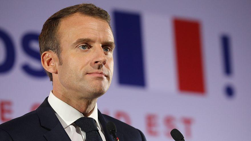 Európai hadsereg létrehozását javasolja Macron