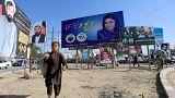 Afganistan'da kanlı seçim bilançosu: 56 ölü, 379 yaralı