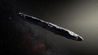 ¿El misterioso Oumuamua puede ser una nave alienígena?