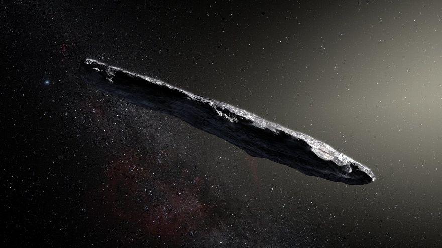 Oumuamua: Comet or Alien Solar Probe? | Euronews answers