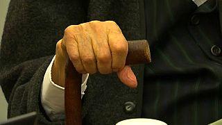 Começou na Alemanha julgamento de antigo guarda nazi