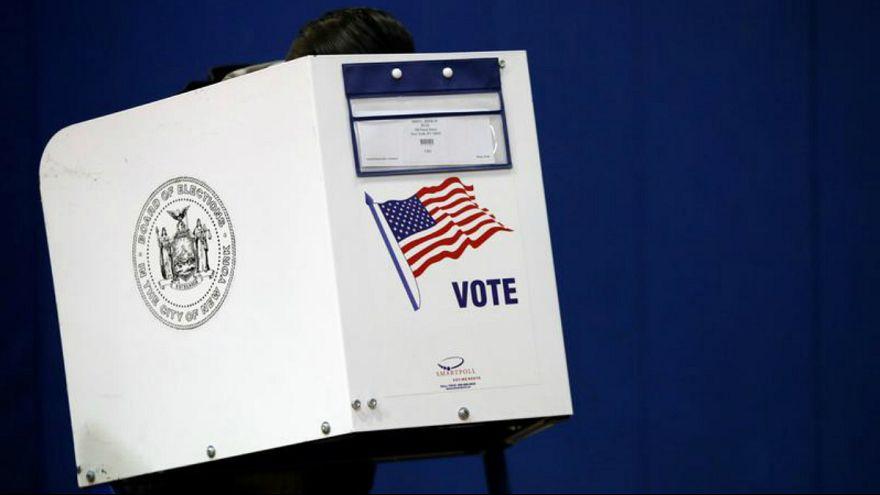 آغاز انتخابات میاندورهای آمریکا