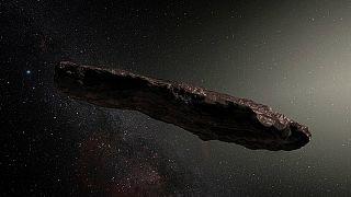 اوموآموا؛ جسمی سرگردان یا سفینه فضایی بیگانگان؟