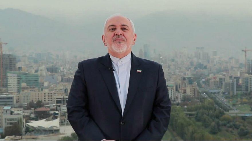 پیام ویدئویی ظریف در واکنش به تحریمها: روزهای بدی در انتظار دولت آمریکاست