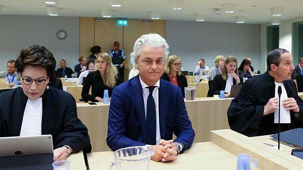 Hollanda: 100'den fazla Türk cami Geert Wilders'in Twitter hesabının dondurulmasını istedi