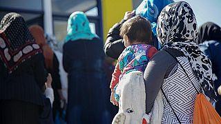 Midilli'de mülteciler konuşuyor: Suriye'den kaçtık burası daha beter bir yer