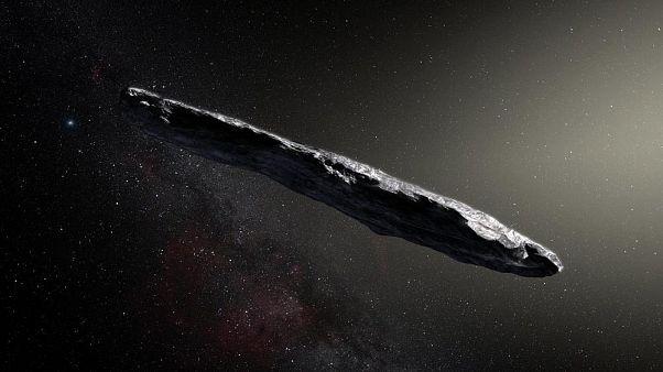 'Oumuamua'nın muamması çözülüyor: Başka bir gezegenden gelen uzay gemisi olabilir