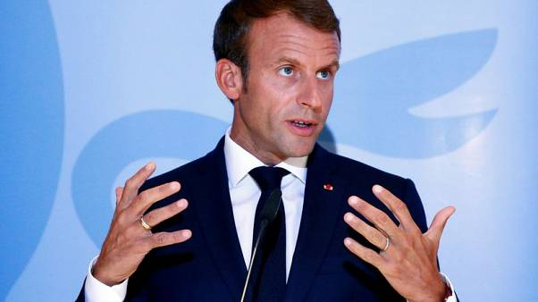Six people arrested over plans to attack French president