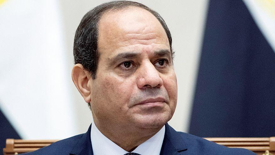 الرئيس المصري: الجيش سيتحرك إذا تعرض أمن الخليج لخطر مباشر