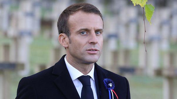 Macron ellen terveztek merényletet