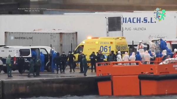 At least 17 migrants die trying to reach Spain from north Africa