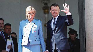 Fransa Cumhurbaşkanı Macron'a saldırı hazırlığında olan 6 kişi gözaltına alındı