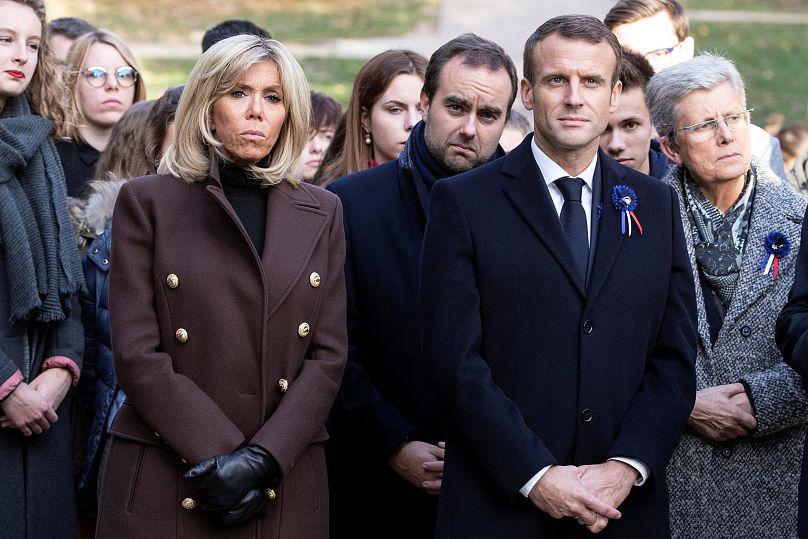 Progettavano un attentato contro Macron, sei arresti VIDEO