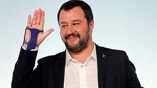 Instagramon szakított barátnője Matteo Salvinivel