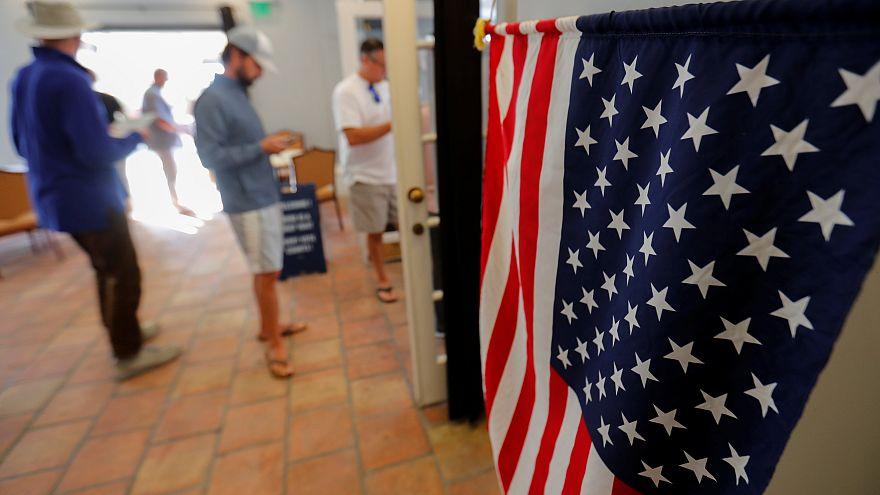 US midterms: Democrats take back House as GOP retain senate
