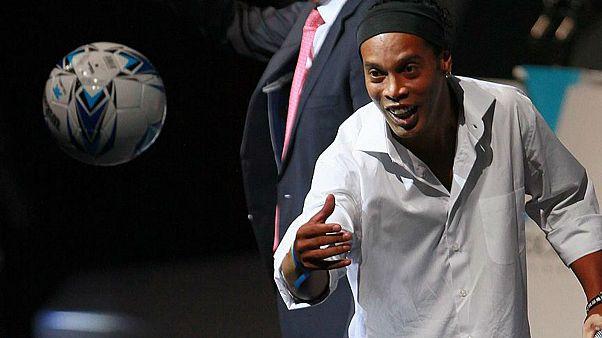 2 milyon euro borcu olan Ronaldinho'nun banka hesabında 6 euro bulundu