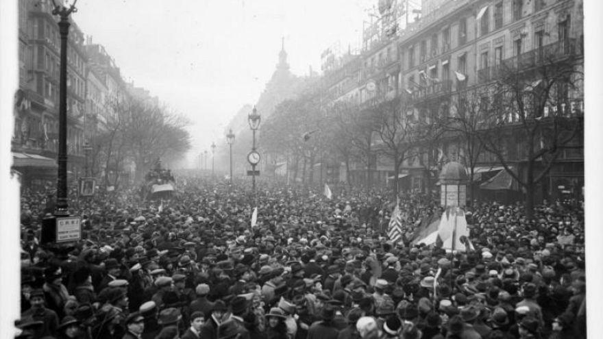 100 Jahre Waffenstillstand: Der 1. Weltkrieg in Zahlen