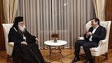 Κοινό ανακοινωθέν Τσίπρα-Ιερώνυμου για το πλαίσιο ιστορικής συμφωνίας