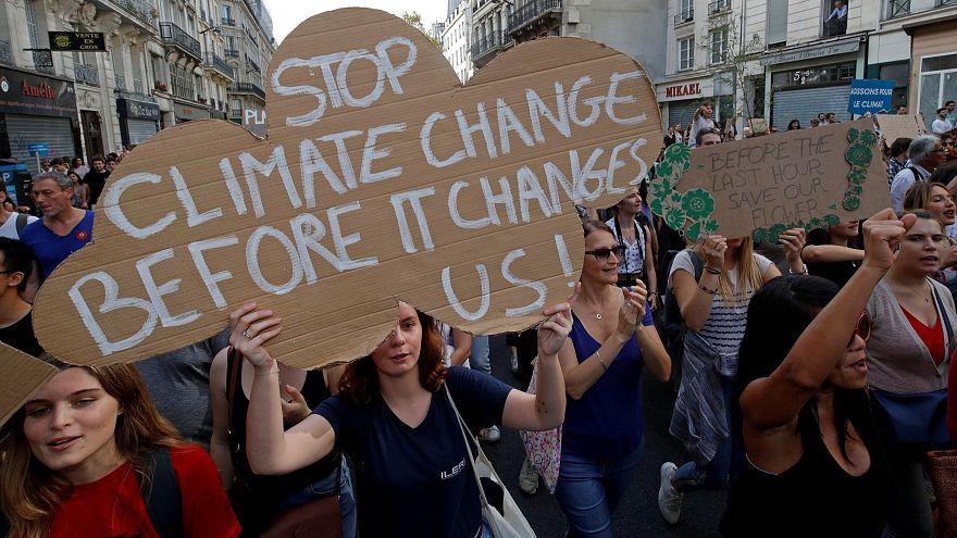 Paris İklim Anlaşması'na Avrupa Birliği'nde uyan ülke yok