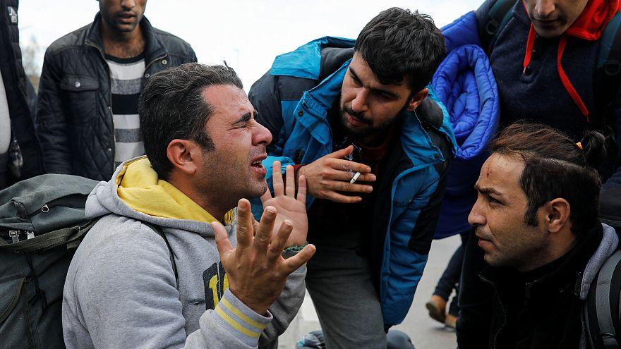 Sığınmacılara kapılarını açanlar Brüksel'de hakim karşısına çıktı