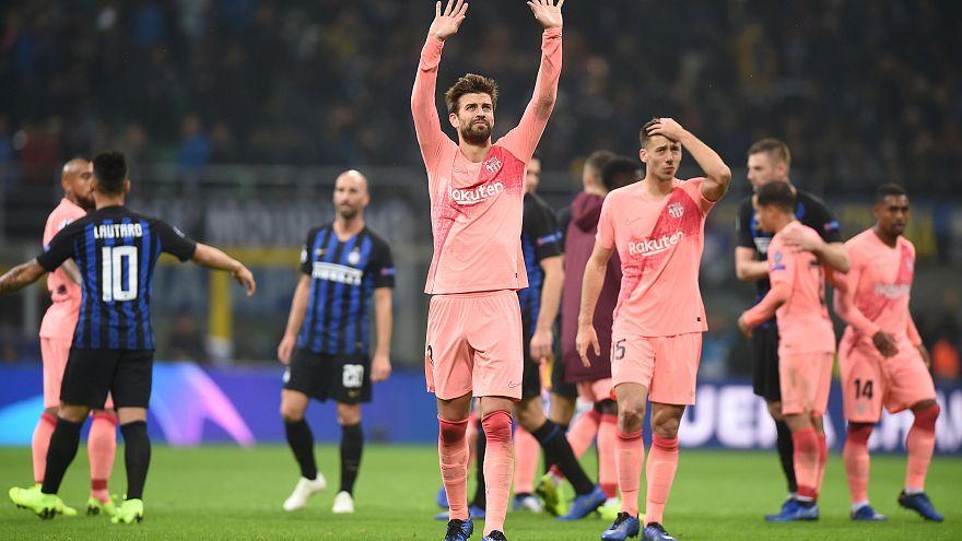 El Barcelona se clasifica matemáticamente para octavos de la Champions