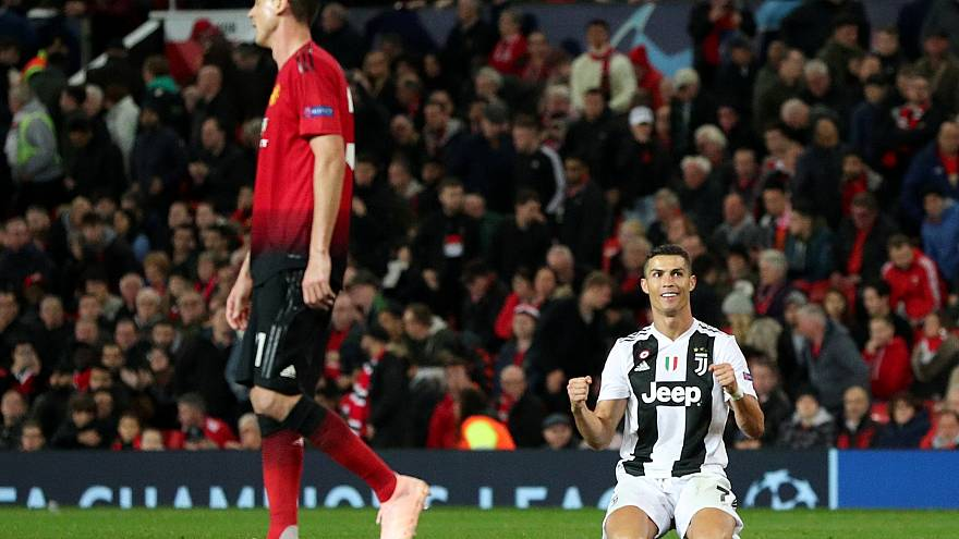 Ligue des Champions : Quand Cristiano Ronaldo reçoit ses amis