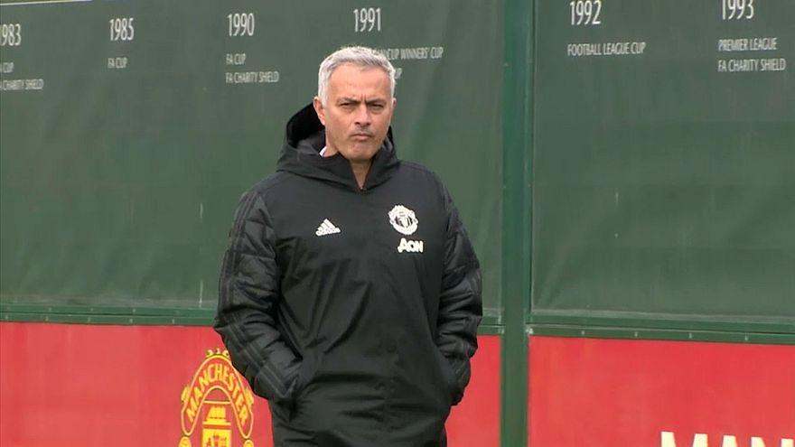 Mourinho não considera jogo com a Juve crucial