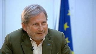 AB'nin Genişlemeden Sorumlu üyesi Hahn: Türkiye ile tam üyelik müzakere sürecine son verilmeli