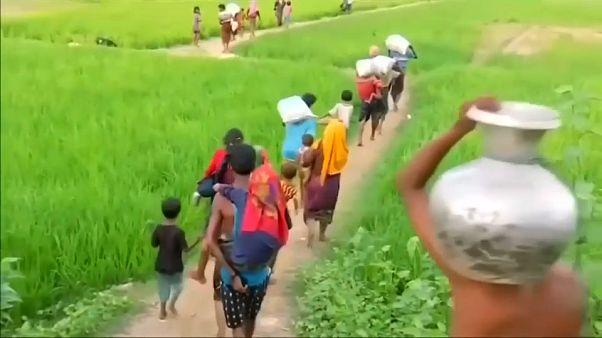BM'ye göre, Arakanlı Müslümanların  Myanmar'a geri dönüşü için henüz çok erken