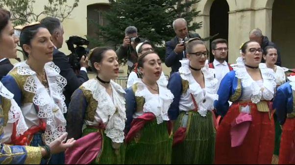 Mattarella e Meta in Calabria, per commemorare Scandergbeg