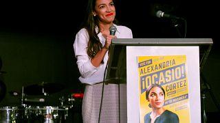 Una latina se convierte en la congresista más joven de la historia