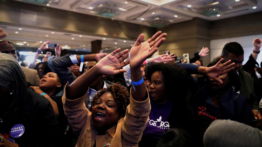 Diversity wins the midterms. The women making history in 2018