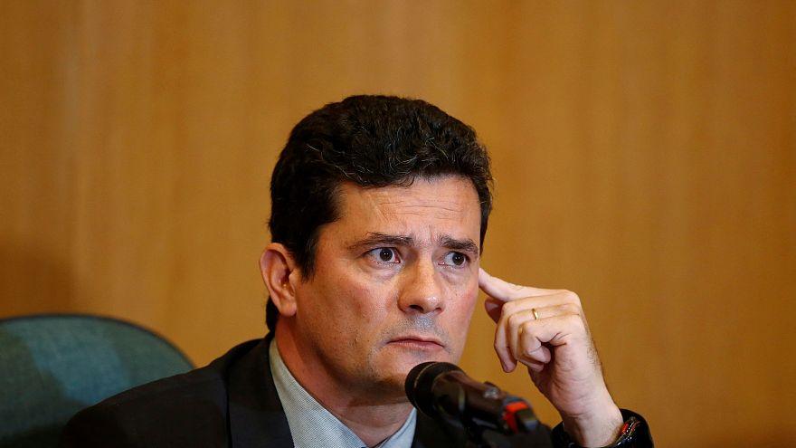 """Sérgio Moro nega que nomeação para ministro seja """"recompensa"""""""