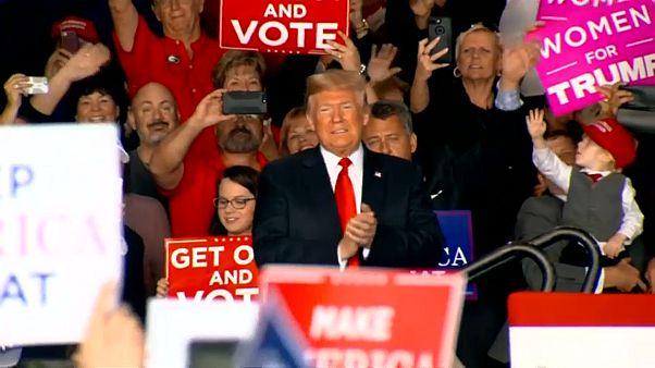 Deutsche Spitzenkonzerne finanzieren US-Präsident Trump