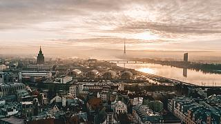 Up-cycling, fashion history, and Stalinist architecture in Riga