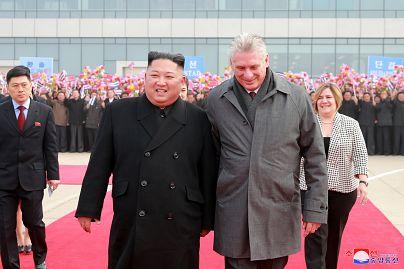 KCNA vía REUTERS