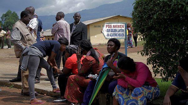 ۷۸ کودک ربوده شده در کامرون آزاد شدند