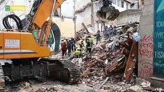 Már öt halottja van a házomlásnak Marseille-ben