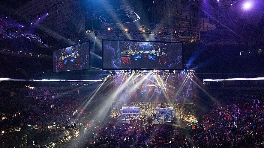 Will esports be in the next Olympics?