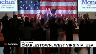 Win or not, dancing figured into election night