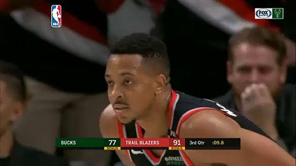 McCollum 40 pontjával nyert rangadót a Portland