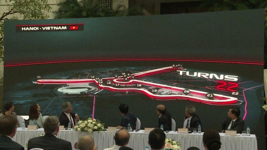 Vietnam, nueva parada en el Mundial de Fórmula 1