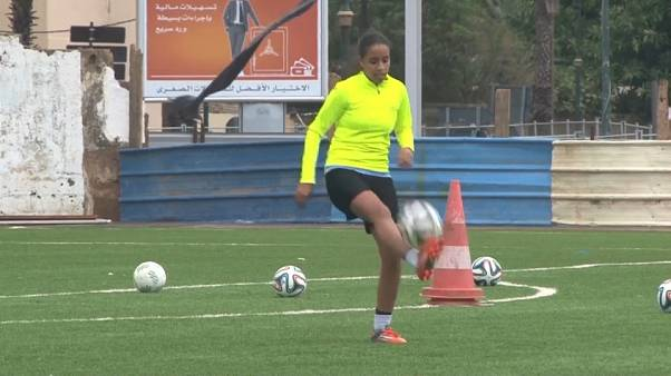 تعرف على لاعبة كرة القدم المغربية ريم سوبكي