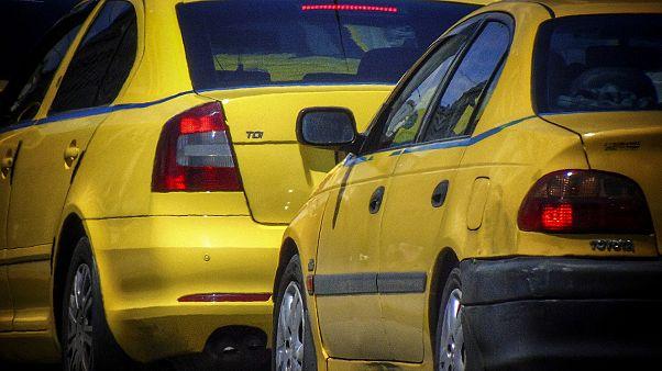 Μετωπική οδηγών ταξί-Taxi Beat