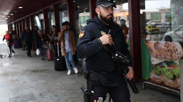 Desalojada la estación de Sants en Barcelona por un supuesto explosivo